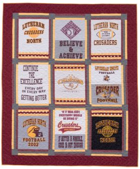 Martingale - Terrific T-Shirt Quilts (Print version + eBook bundle)