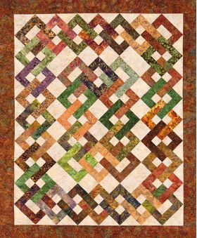 Martingale - The Big Book of Strip Quilts (Print version + eBook bundle)