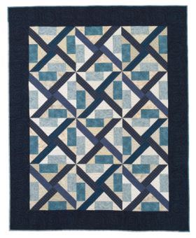 Martingale - Twist and Turn Quilt ePattern