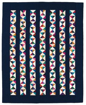 Martingale - Chip off the Old Block Quilt ePattern