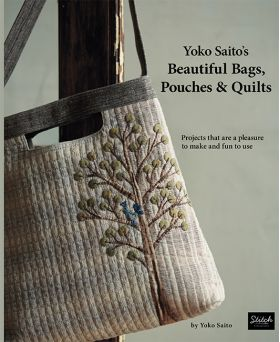 Martingale - Yoko Saito's Beautiful Bags, Pouches & Quilts