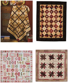Martingale - The Big Book of Lap Quilts (Print version + eBook bundle)