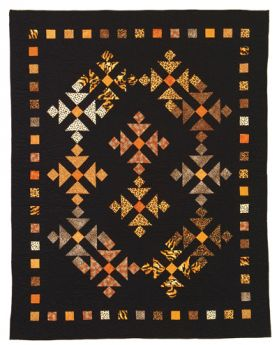 Martingale - Cat Tracks Quilt ePattern