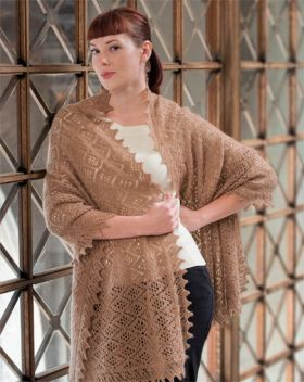Martingale - Carol's High Country Wrap ePattern