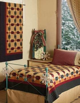 Martingale - Kansas Troubles Quilters Cozy Quilts and Comforts