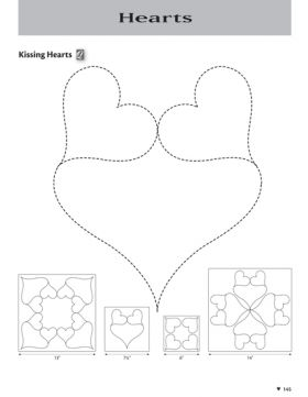 Martingale - 501 Quilting Motifs (Print version + eBook bundle)