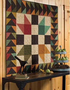 Martingale - Simple Patchwork