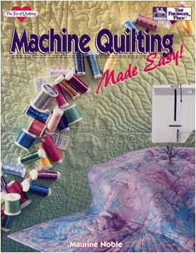 Martingale - Machine Quilting Made Easy!