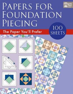 Martingale - Papers for Foundation Piecing