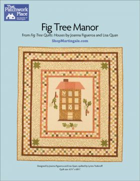 Martingale - Fig Tree Manor Quilt ePattern