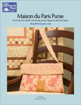 Martingale - Maison du Paris Purse ePattern