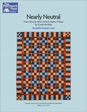 Martingale - Nearly Neutral Quilt ePattern