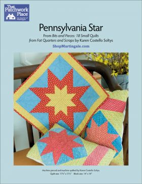 Martingale - Pennsylvania Star Quilt ePattern