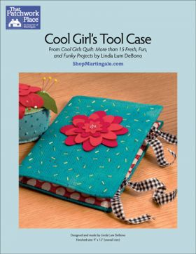 Martingale - Cool Girls Tool Case ePattern