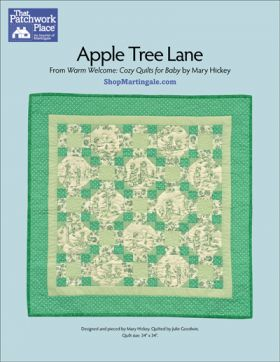 Martingale - Apple Tree Lane Quilt ePattern