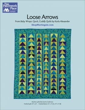 Martingale - Loose Arrows Quilt ePattern