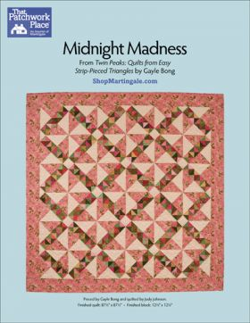 Martingale - Midnight Madness Quilt ePattern