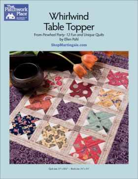 Martingale - Whirlwind Table Topper ePattern