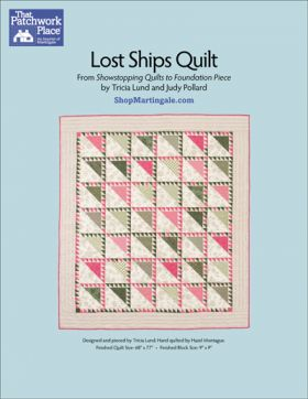 Martingale - Lost Ships Quilt ePattern