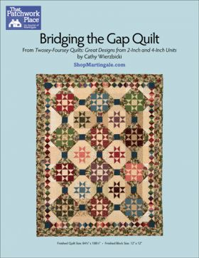 Martingale - Bridging the Gap Quilt ePattern