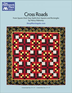 Martingale - Cross Roads Quilt ePattern
