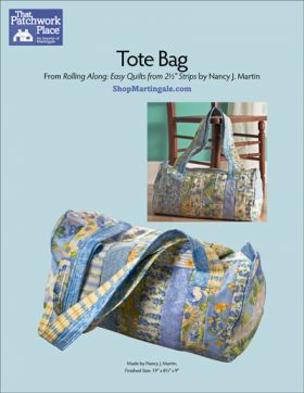 Martingale - Tote Bag ePattern