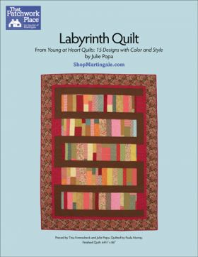 Martingale - Labyrinth Quilt ePattern