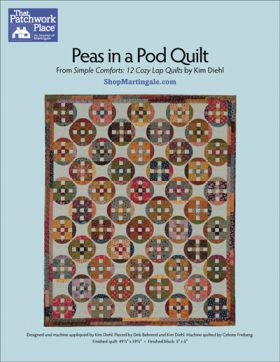 Martingale - Peas In A Pod Quilt ePattern
