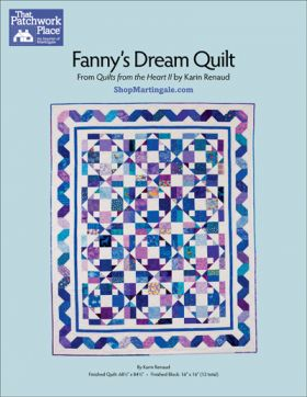 Martingale - Fanny's Dream Quilt ePattern