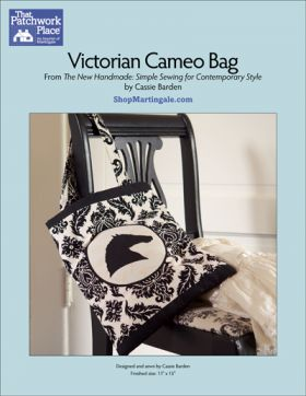 Martingale - Victorian Cameo Bag ePattern