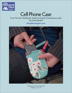 Martingale - Cell Phone Case ePattern