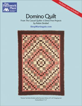 Martingale - Domino Quilt ePattern