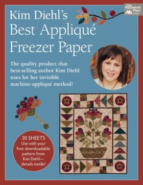 Martingale - Kim Diehl's Best Appliqué Freezer Paper