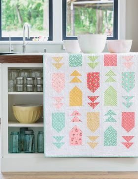 Martingale - Fresh Fat-Quarter Quilts (Print version + eBook bundle)