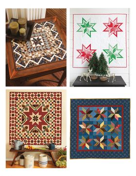 Martingale - The Big Book of Star-Studded Quilts (Print version + eBook bundle)