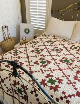 Martingale - Red & Green Quilts (Print version + eBook bundle)
