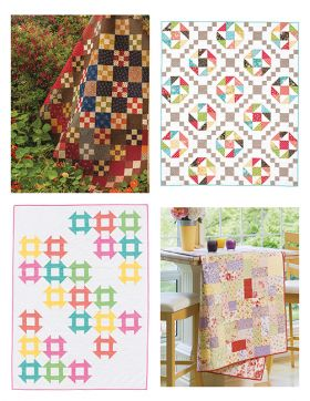 Martingale - The Big Book of Quick-to-Finish Quilts