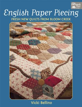 Martingale - English Paper Piecing (Print version + eBook bundle)