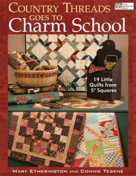 Martingale - Country Threads Goes to Charm School (Print version + eBook bundle)