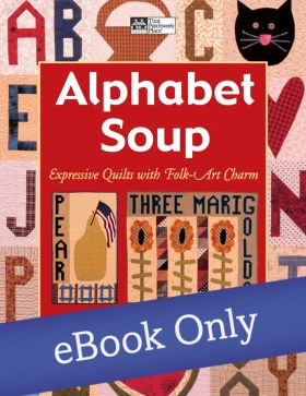 Martingale - Alphabet Soup eBook