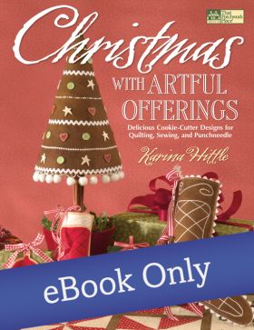 Martingale - Christmas with Artful Offerings eBook