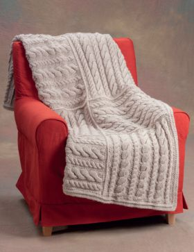 Martingale - 20 Easy Knitted Blankets and Throws (Print version + eBook bundle)