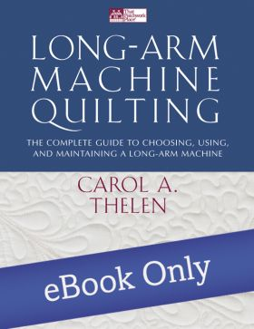 Martingale - Long-Arm Machine Quilting eBook