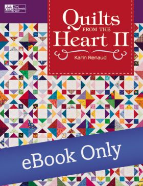 Martingale - Quilts from the Heart II eBook