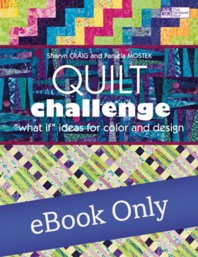 Martingale - Quilt Challenge eBook