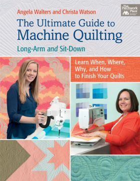 Martingale - The Ultimate Guide to Machine Quilting (Print version + eBook bundl
