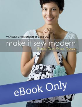 Martingale - Make It Sew Modern eBook