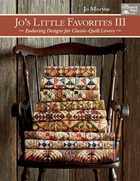 Martingale - Jo's Little Favorites III  (Print version + eBook bundle)