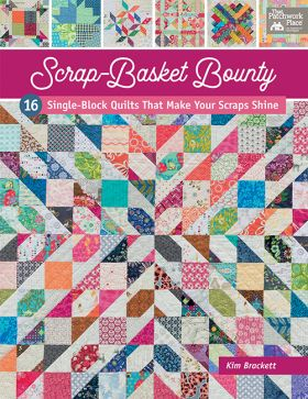 Martingale - Scrap-Basket Bounty (Print version + eBook bundle)