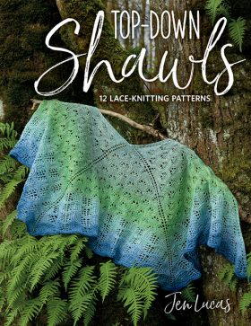 Martingale - Top-Down Shawls (Print version + eBook bundle)